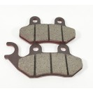 Brake Pad Set- Front- Buddy 125/Buddy 150/Buddy 170/Hooligan 170i/Roughhouse 50