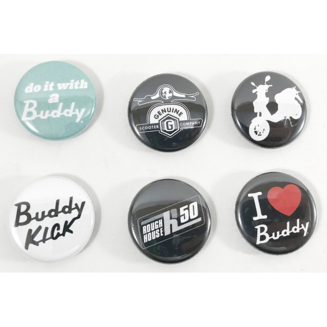 Genuine Buttons