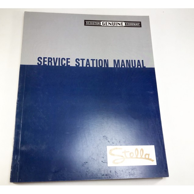 Service Manual- Stella 2T