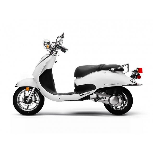 CALI CLASSIC 125 - WHITE