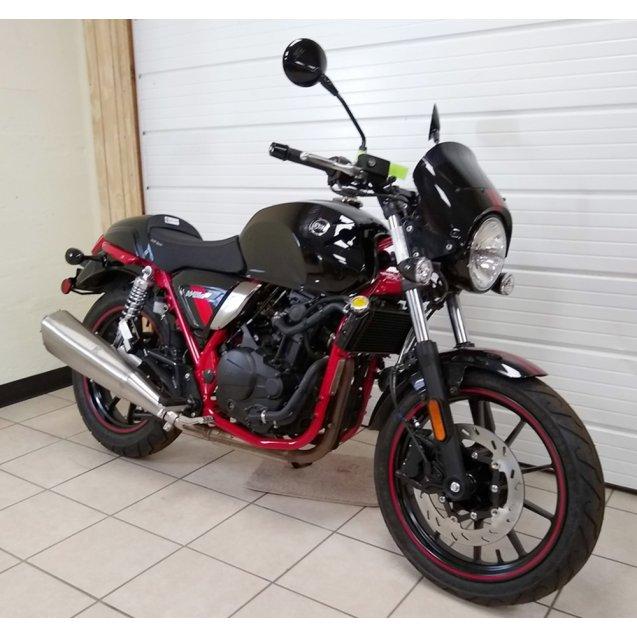 SYM Wolf CR 300i in Sachsen - Naunhof | Motorrad gebraucht